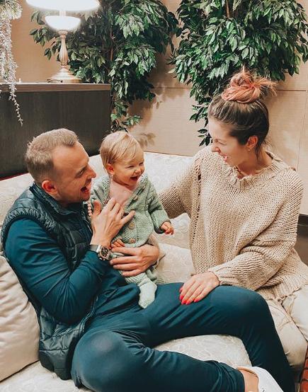 В нобяре 2018-го у пары родилась дочь Симба