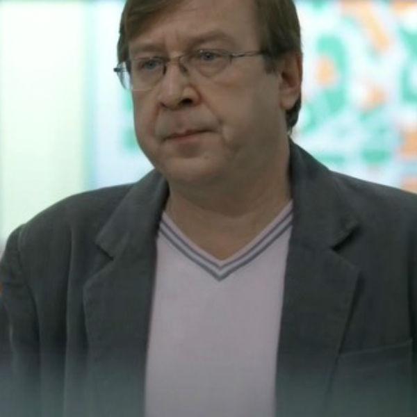 Александр Шаврин играл преимущественно роли второго плана