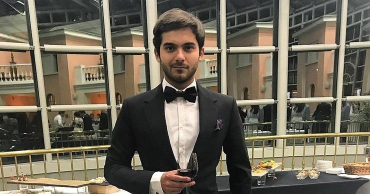 Сын «колбасного короля» Владимира Маругова погиб в ДТП