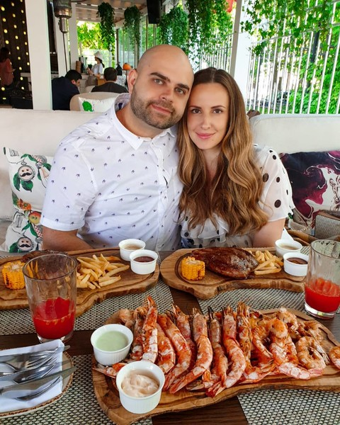 Ольга и Илья Гажиенко смогли построить крепкую семью