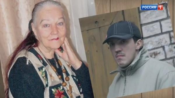 Александра Завьялова и ее сын Петр