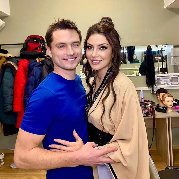 Анастасия Макеева с бойфрендом Романом Мальковым