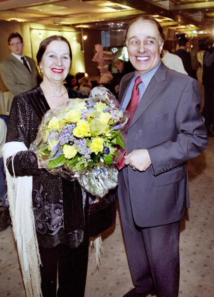 Сличенко женился второй раз на Тамилле Агамировой