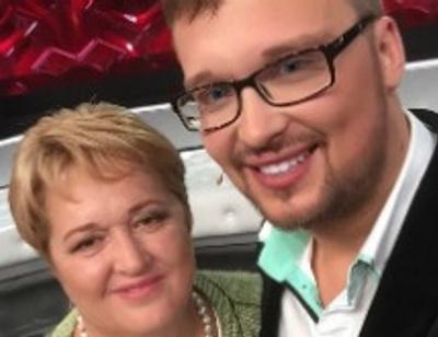 Егор Холявин обвиняет мать в проблемах с лишним весом