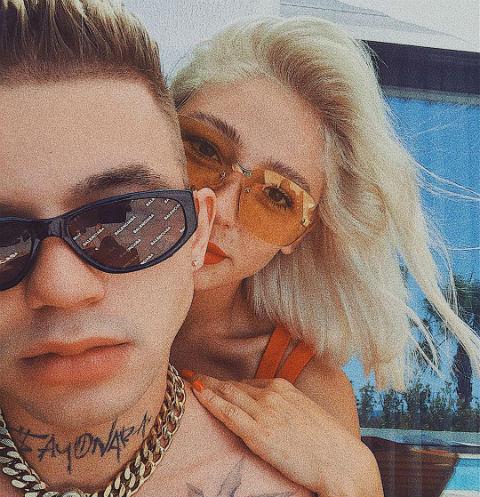 Элджей и Настя Ивлеева
