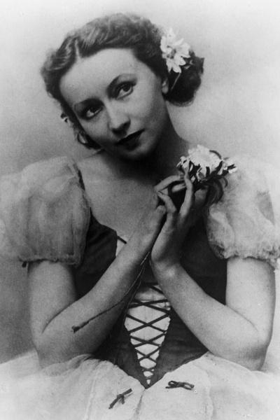 С юных лет Галина Уланова знала, что станет балериной