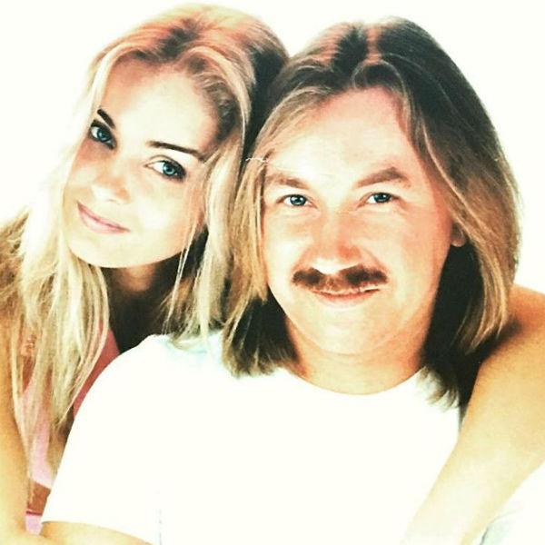 Дочь Игоря Николаева Юлия старше его жены на 4 года