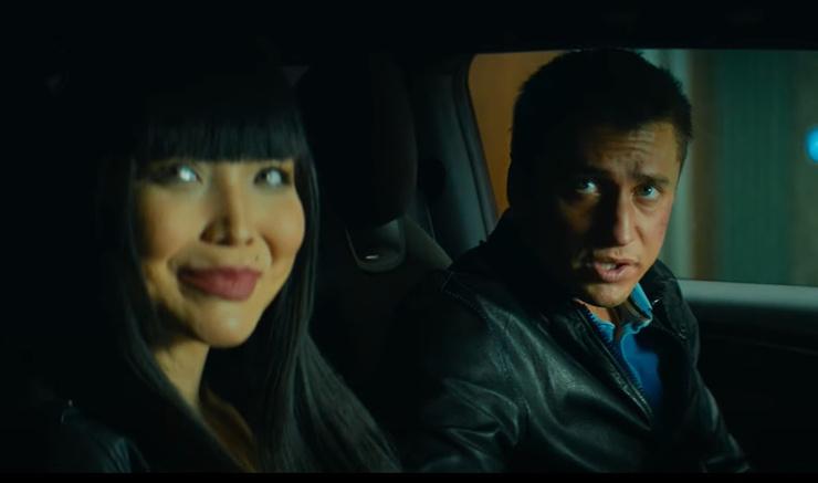 Александр Цекало снял молодую жену в своем кино