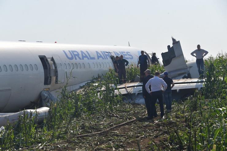 Тогда пассажиры были уверены, что погибнут
