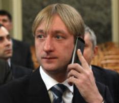 Евгений Плющенко раскроет тайны сочинской Олимпиады в книге