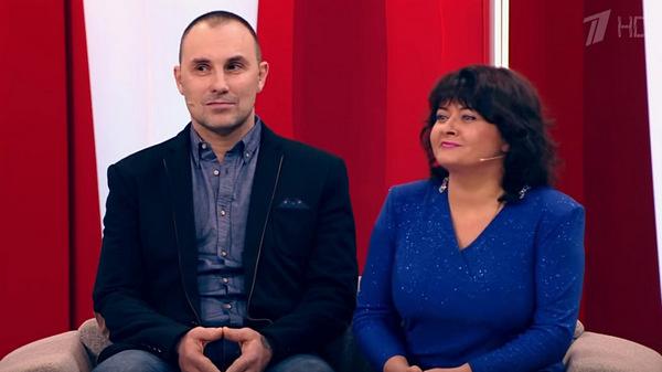 Эдуард Сорокин с женой