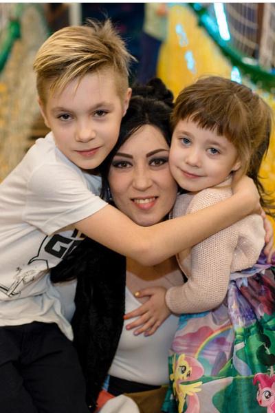 Дария Воскобоева разрывалась между работой и детьми
