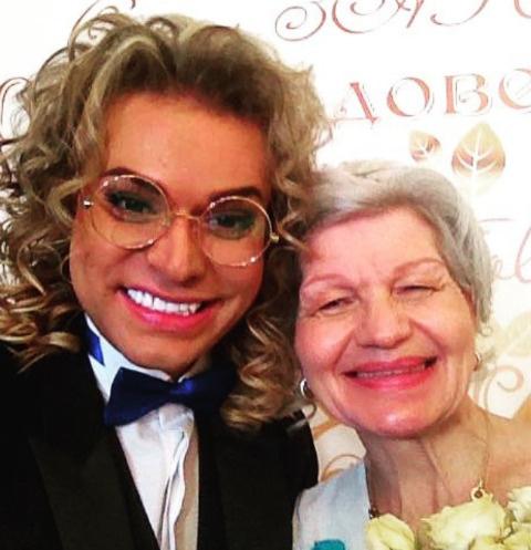 Гоген Солнцев с женой Екатериной
