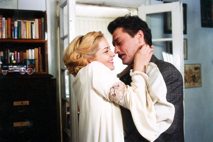 О романе Марины с Александром Домогаровым заговорили после сериала «Звезда эпохи»