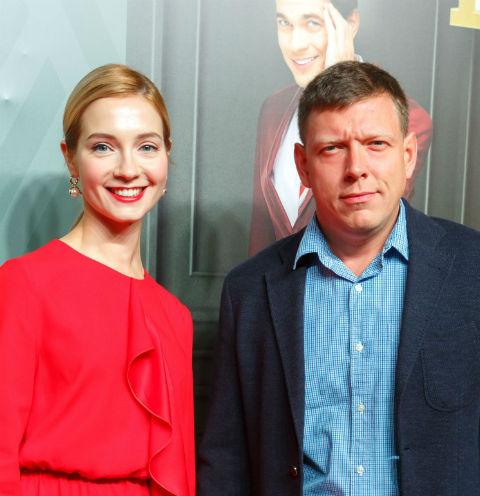 Сергей Лавыгин и Мария Луговая