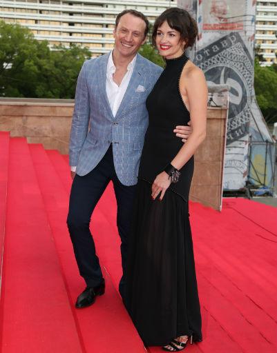 Анатолий Белый с женой Инессой