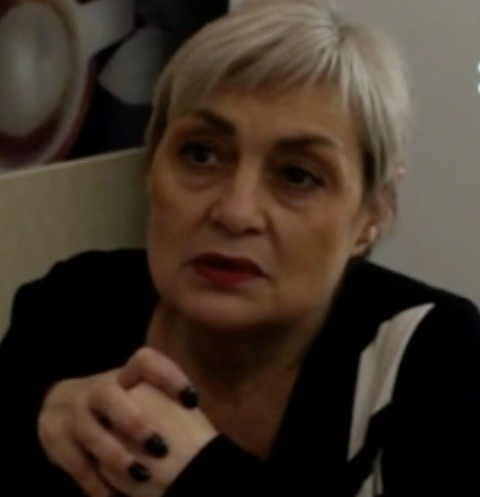 Старшая дочь Лидии Ивановны Федосеевой-Шукшиной Анастасия