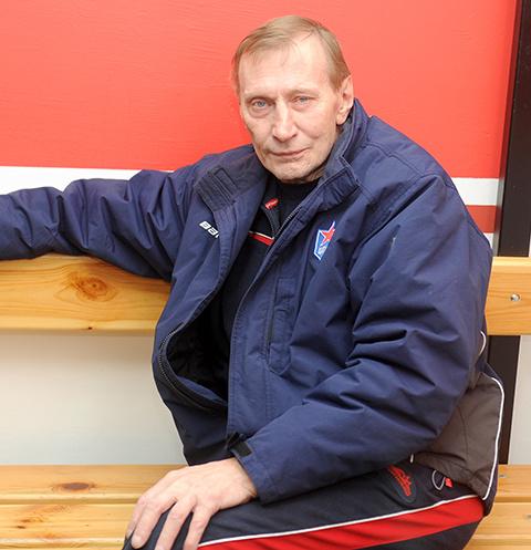Умер друг Харламова, хоккеист Александр Гусев