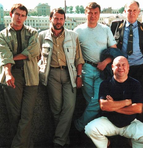 Сериал «Убойная сила» вышел 20 лет назад