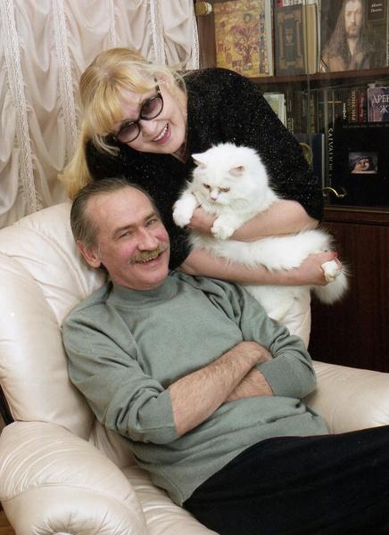 Шацкая и Филатов женаты около 20 лет.