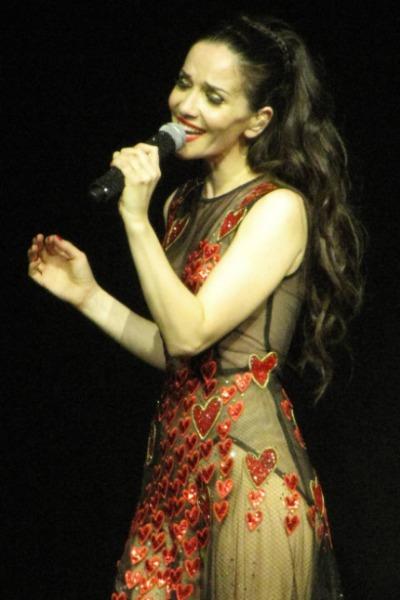Платье Орейро произвело фурор среди поклонников