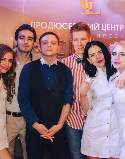 Участники музыкального конкурса «Высшая проба»