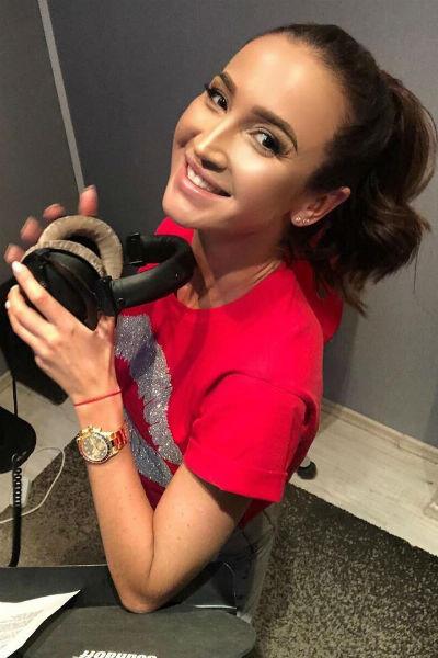 Несмотря на критику хейтеров Ольга продолжает записывать новые песни