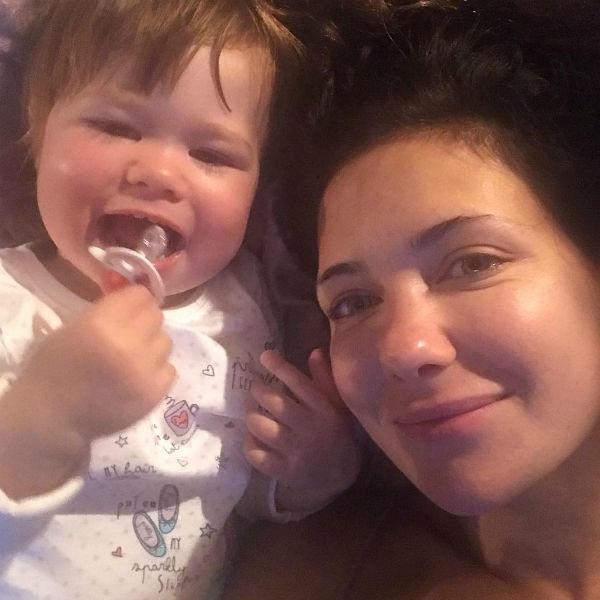 Актриса обожает проводить время с детьми