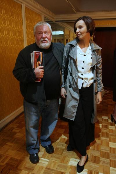 Татьяна Друбич: «Мы с Сергеем Соловьевым до сих пор связаны»
