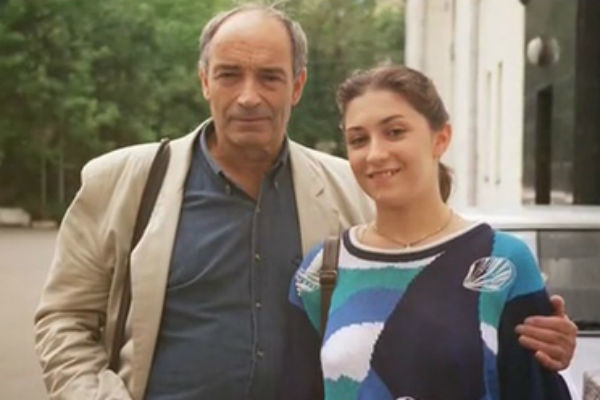 Ольга покончила с собой в августе 2002 года