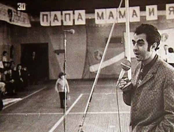 Умер ведущий программы «Папа, мама и я – спортивная семья» Борис Гершт