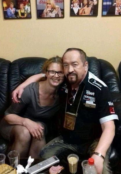 Антонина Саврасова-Абрамова заявила, что у артиста есть внебрачная дочь