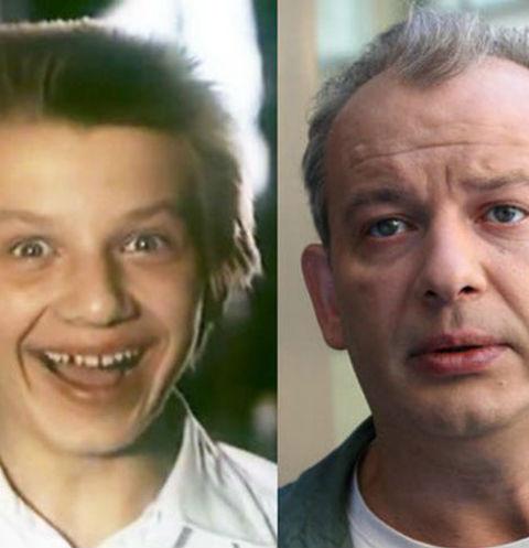 Дмитрий Марьянов: в подростковом возрасте и за несколько лет до смерти