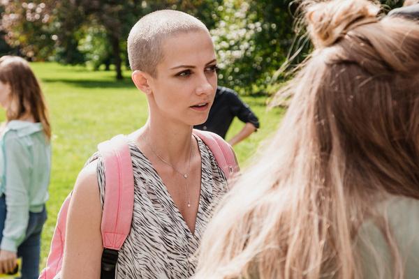 Ради съемок в сериале «257 причин, чтобы жить» Полина кардинально поменяла внешность