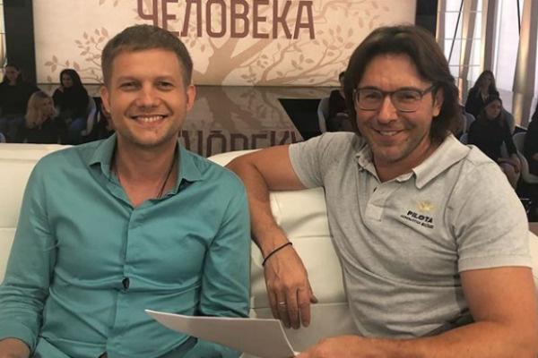 Скоро Андрей появится в гостях у Бориса