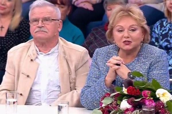 Сергей Никоненко и Екатерина Воронина сорок пять лет вместе