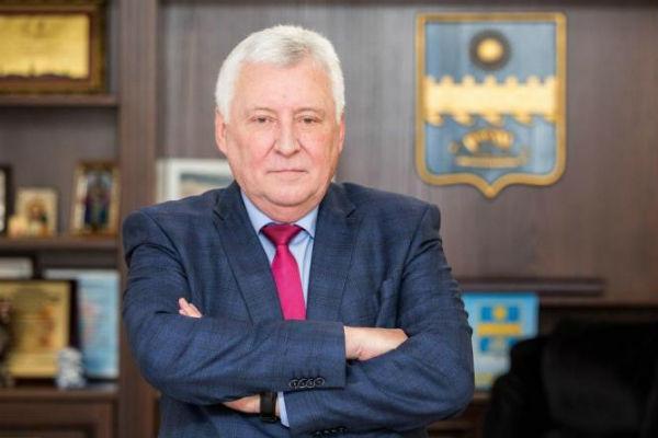Мэр Анапы Юрий Поляков