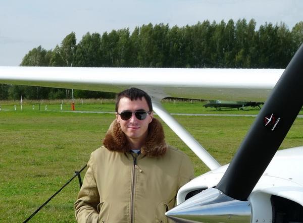 Музыкант остался верен мечте и вернулся в авиацию