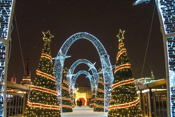 Самое фотогеничное место в Казани, по мнению местных и туристов, набережная