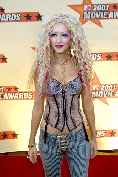 Кристину Агилеру в молодости часто сравнивали с Бритни Спирс