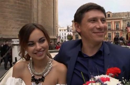 Алина Чусь и Тимур Батрутдинов