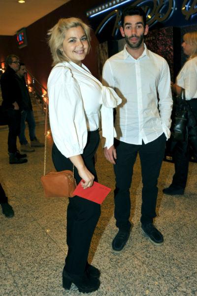 Ирина Пегова и Евгений Раев