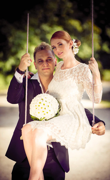 Сашо и Лена развелись в прошлом году