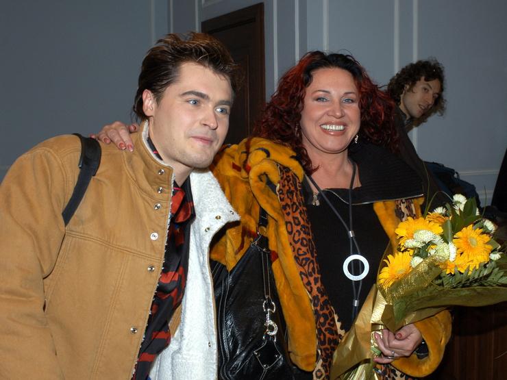 Бабкина и Гор вместе 17 лет
