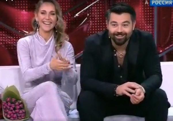 Юлия и Алексей пришли в студию передачи Андрея Малахова
