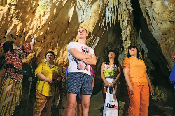 Grotta del Fico – самая диковинная и красивая пещера Сардинии