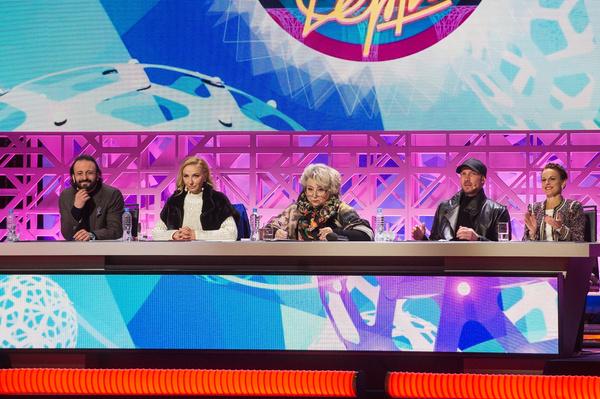 Татьяна Тарасова была членом жюри шоу «Ледниковый период. Дети»