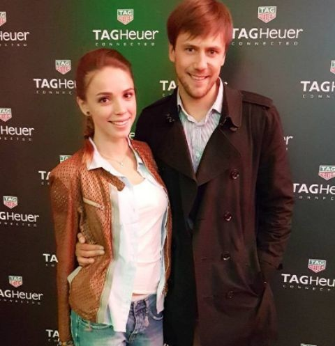 Иван Жидков с новой девушкой Лилией