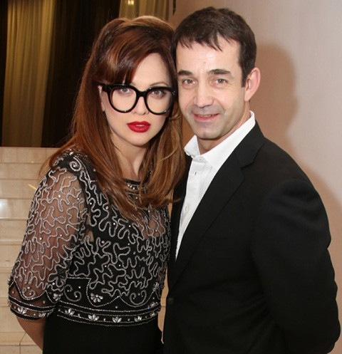 Ольга Дроздова и Дмитрий Певцов
