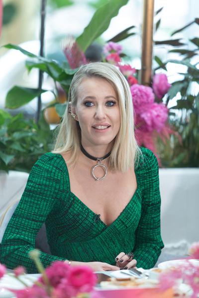 Ксения Собчак обвиняла певца в том, что он заразил коллег по шоу-бизнесу